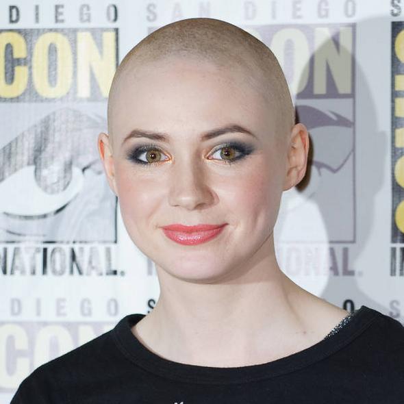 KG bald